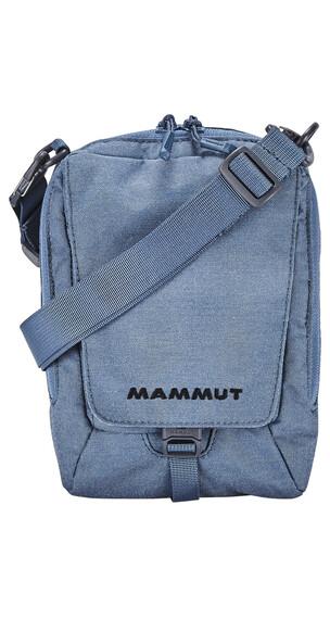 Mammut Täsch Pouch Mélange - Sac - 2l bleu